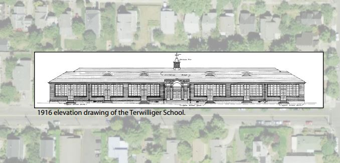 Our History Terwilliger School