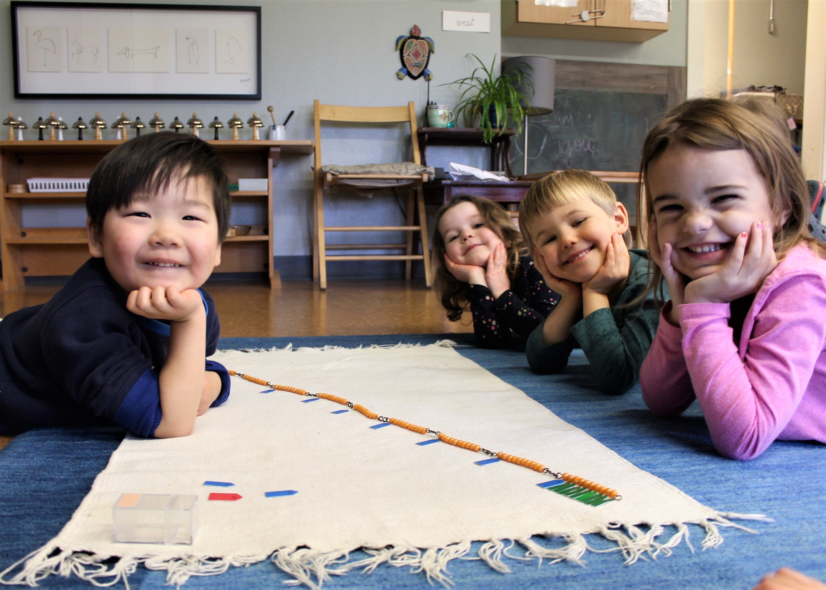 Montessori Math Portland Oregon