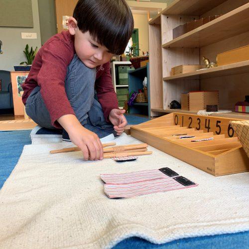 Sunstone Montessori Children's House Program